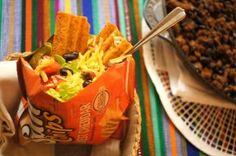 fun idea, healthier walk, tacos, healthi walk, food, eat, recip, walk taco, parti