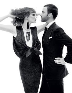 Karen Elson & Tom Ford (Spring 2011 Collection)