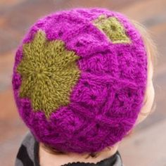 The Baby Granny Hat is where the knitting and crocheting worlds collide to make one darling little knit baby hat pattern you'll want to return to again and again.