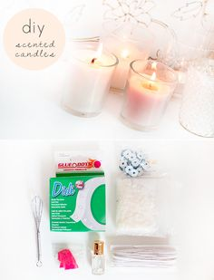 DIY Scented Candles - Nouvelle Daily