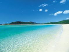 Whitehaven Beach, Whitsundays, Queensland, Australia <3
