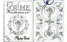 Pr1me (Prime) Sketch Playing Cards
