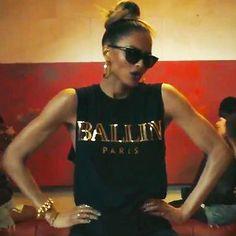 Ciara in Ballin in Paris T-Shirt