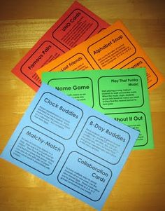 The Scoop on Groups- Great ideas for grouping students! Not just popsicle sticks!