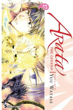 Arata: The Legend Graphic Novel 17