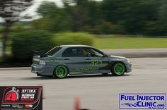 Todd Earsley was close to winning the 2012 #OUSCI and he's back with even more power and performance for 2013 #Mitsubishi #Evo VIII