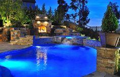 backyard ideas, swimming pools, dream backyard, small backyards, formal gardens