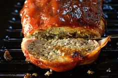 Absolutely the BEST meatloaf recipe! I used to hate meatloaf, this recipe changed my mind...