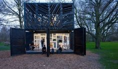 Coffee Bar In Amsterdam by SLA and Overtreders - thelayer