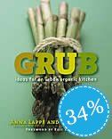 """If you don't know about the """"wrong bus syndrome"""" look it up, or get this part book/part cookbook. Amazing perspective offering great ideas to create your own urban organic kitchen."""