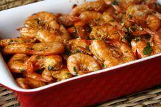 louisiana shrimp (i've had this recipe, very tasty)