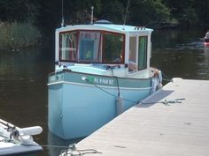 Conklin for building a beautiful Glen-L Tug-Along 18' Stitch & Glue ...