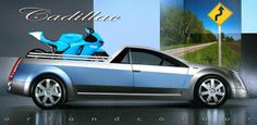 2005 Cadillac Chieftain Concept.