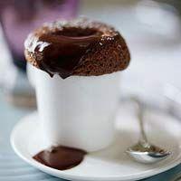 BHG's Newest Recipes:So-Easy Chocolate Souffle Recipe
