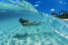Taking underwater Pictures