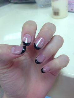 round french tip wedding nails pinterest. Black Bedroom Furniture Sets. Home Design Ideas