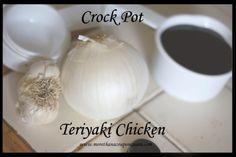 More Than A Coupon Queen : Crock Pot Teriyaki Chicken