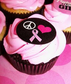 Breast Cancer Awareness CupCakes...