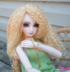 Yarn Doll Wig Tutorial