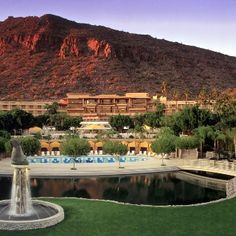 The Phoenician, Scottsdale AZ - THIS was an amazing trip. What a spa...