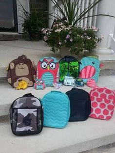 Chill-icious Thermals! Just in time for Back to School! August 2014 customer special    #ThirtyOne #ThirtyOneGifts #31 #31Gives #Organize #Personalize #Monogram #Tote #Bag #lunchbag