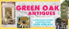 Green Oak Antiques