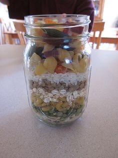 Homemade Gift Series #6: Meals in a Jar | The Simple Dollar