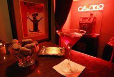 Sip on a Manhattan in Room 13...a secret speakeasy under the Old Chicago Inn.