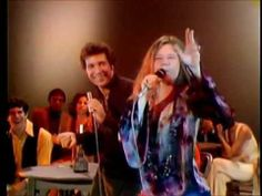 Tom Jones & Janis Joplin - Raise Your Hand (1969) --great quality!
