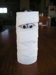 TP Roll Mummy