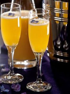 Romantic Breakfast Mimosa --> http://www.hgtv.com/entertaining/amour-a-mosa-cocktail/index.html?soc=pinterest