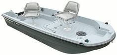 Small Two-Man Bass Boat | Two man boat