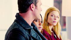 1x01 - Severide, Dawson & Shay