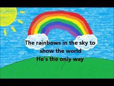 ▶ Hillsong Kids - Rainbow - YouTube