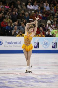 2013 U.S. champion Ashley Wagner
