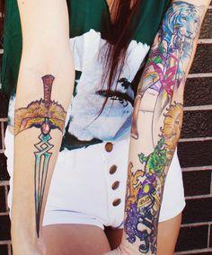 lights poxleitner tattoos
