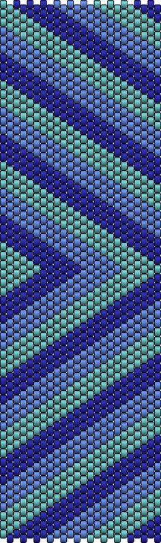 Free Peyote Stitch Beading Patterns