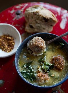 Recipe: Italian Wedding Soup — Recipes from The Kitchn