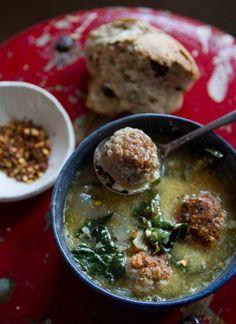 Recipe: Italian Wedding Soup — Recipes from The Kitchn