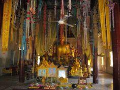 Wat Atvea pagoda in Siem Reap Cambodia