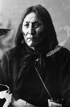 Crowfoot, Chief of the  Blackfoot