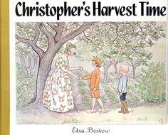"Waldorf Kindergarten Autumn Crafts Based on Elsa Beskow's classic book ""Christopher's Harvest Time""."