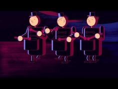 ▶ Tchaikovsky's The Nutcracker [Animation] Video - YouTube