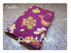 """Add some style to your life with this adorable #freesewingpattern for a wallet by Indie Designer Soubelles! Click the image to get your free instant download of the pattern and click """"Repin"""" if you are excited to start making your new wallet! #sewing #pattern"""