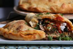 calzone by Jeff and Erin's pics, via Flickr
