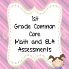 Assessments for every one of the Math and ELA common core standards