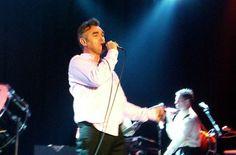 Morrissey's #veg diet