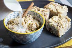 Baked Breakfast Quinoa - Cooking Quinoa