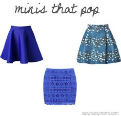 minis that pop