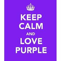 awww yeah purple yeah!